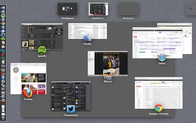 Aaron Sanchez's Desktop