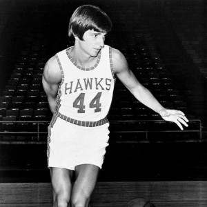 Pete Maravich from Raleigh