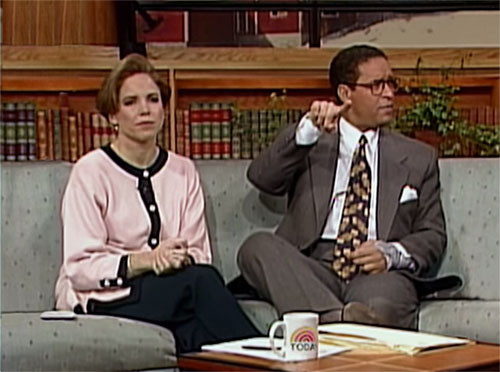 1994: Katie Couric and Bryant Gumbel Discover the Internet