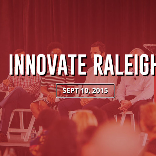 Recap from Innovate Raleigh