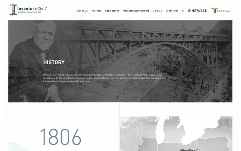 Inventure Civil History Page