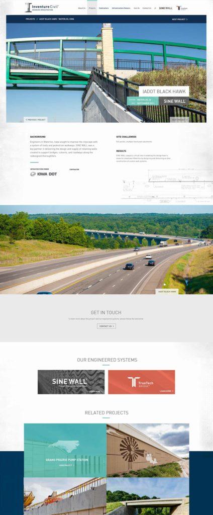 Inventure Civil Project Full Screen