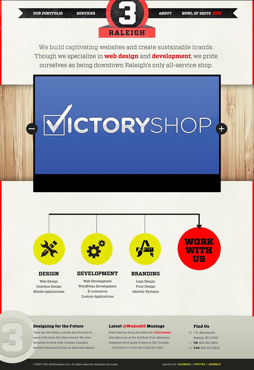 03 Strategies Web Design 2011