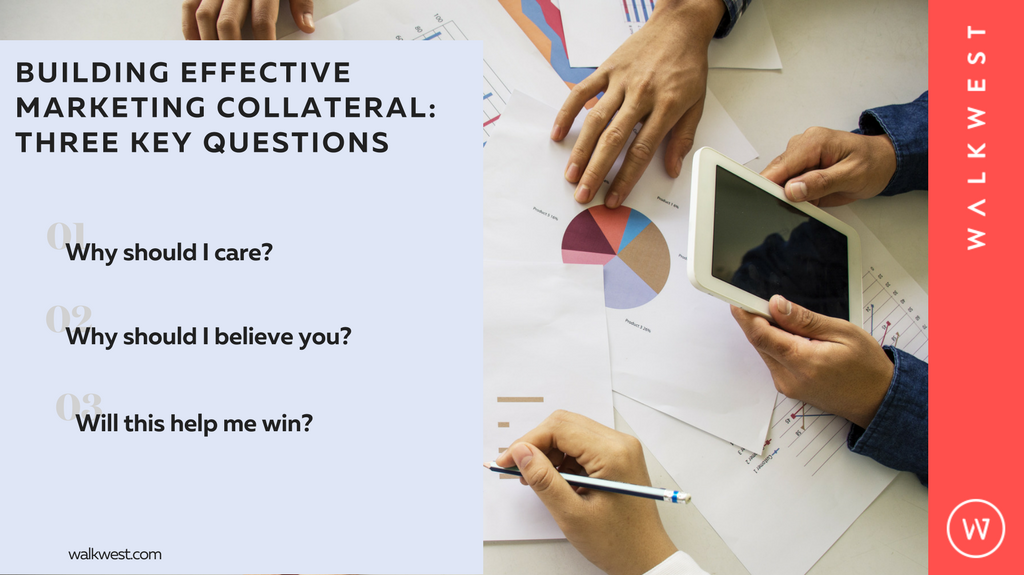 Building Marketing Collateral that Helps You Win in the Marketplace Blog Visual