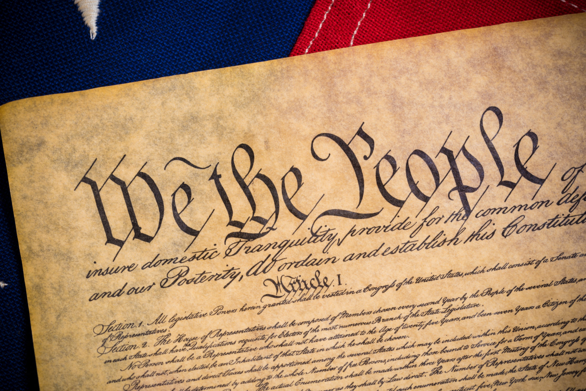 Constitution - We the People of the United States