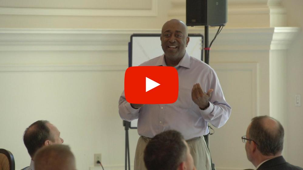 Walk West CEO Donald Thompson Gives Diversity Communications Keynote
