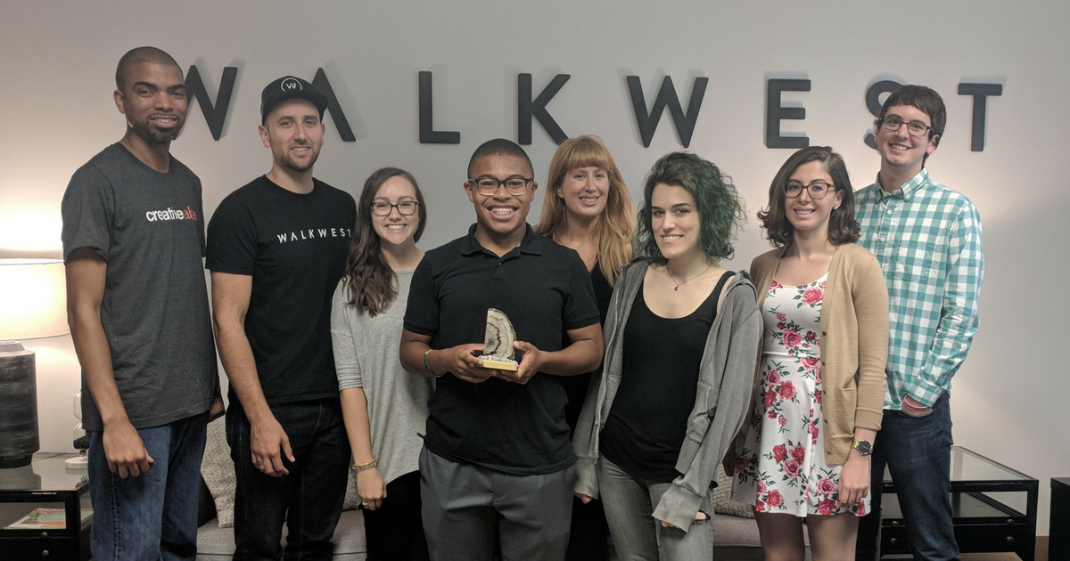 Walk West Marketing Team Marketing Internship