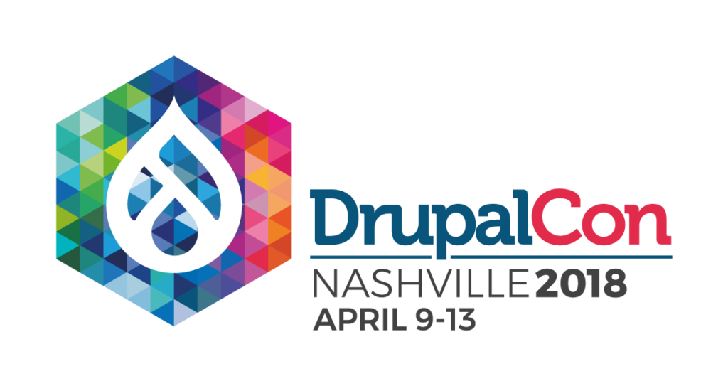 DrupalCon Nashville 2018 April 9-13