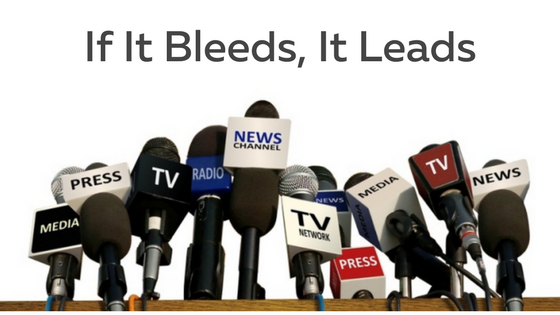 "The Real Reason ""If It Bleeds, It Leads"" Always Tops Your News Feed Walk West Blog"