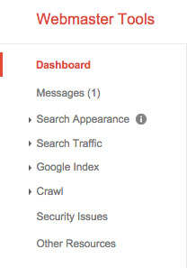 Your Webmaster Tools account will give you some information as to what's going on with your search traffic.